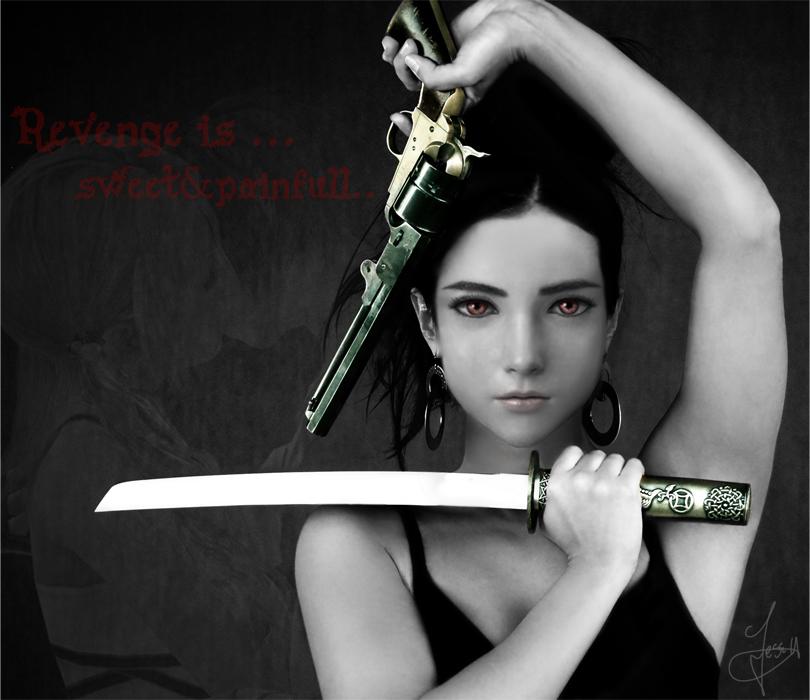 Yeul: Revenge is sweet... by xJessey