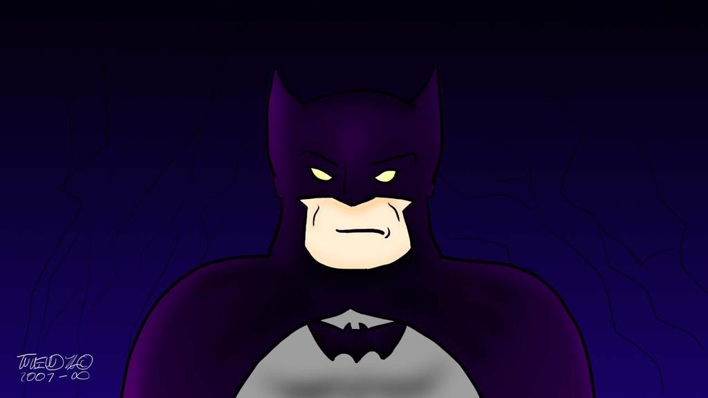 First Dark Knight by Tedzey71