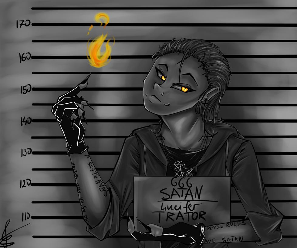 Lucifer By CharlotteLaNoire On DeviantArt