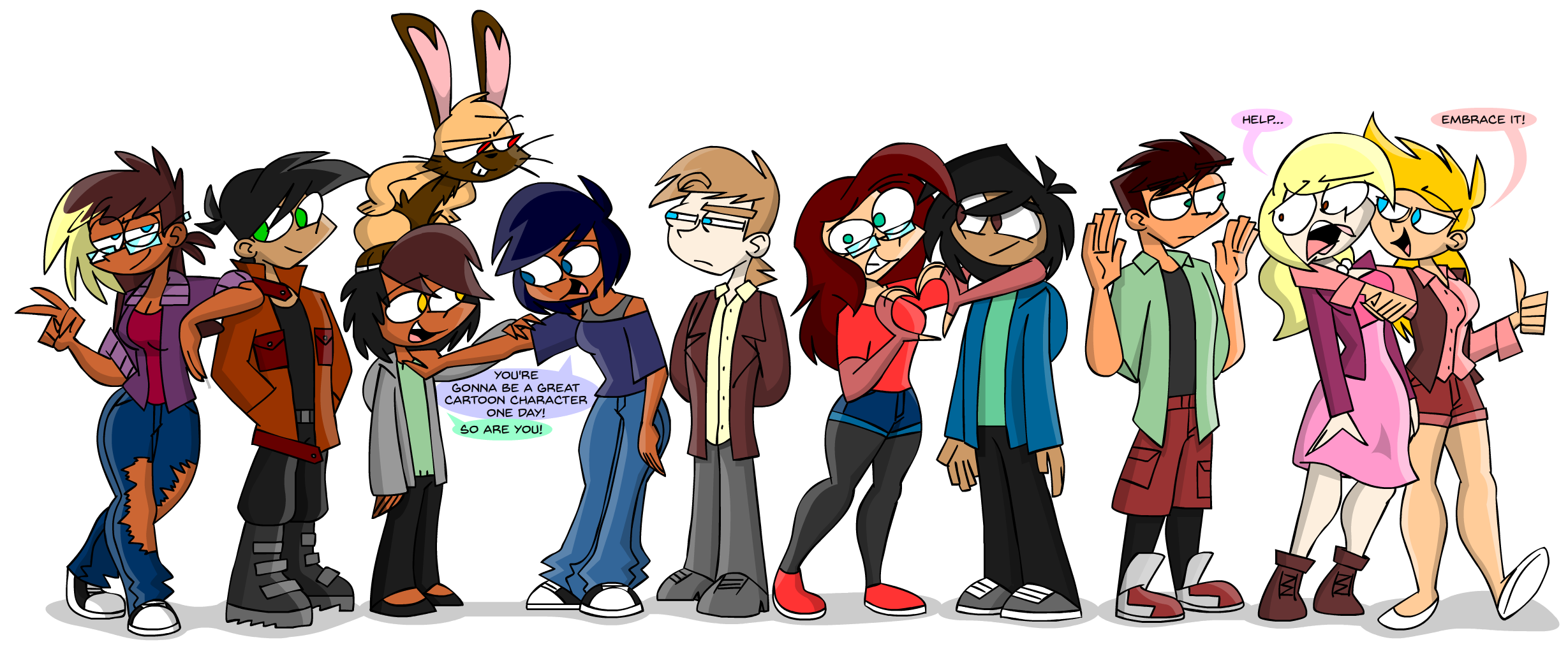 All Together by AnimatedJames