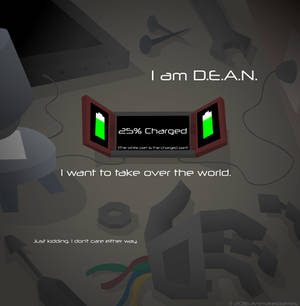 D.E.A.N. is Charging