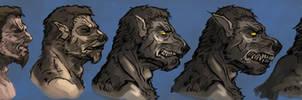 Werewolf transformation 2