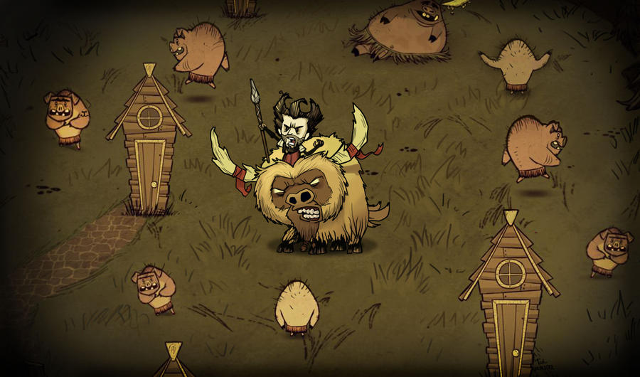 Don't Starve FAN ART 2