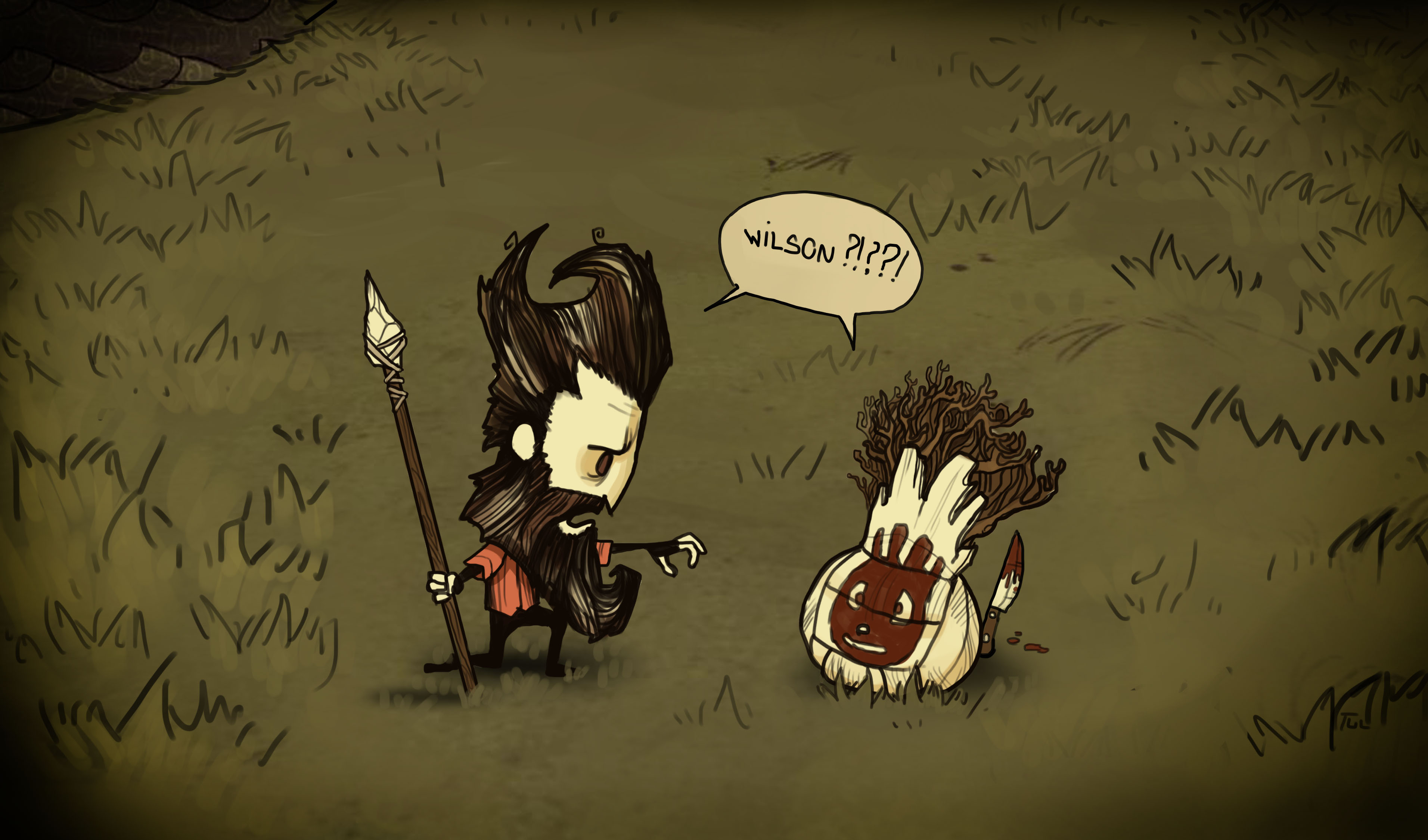 By Far My Favorite Dont Starve Wallpaper Dontstarve