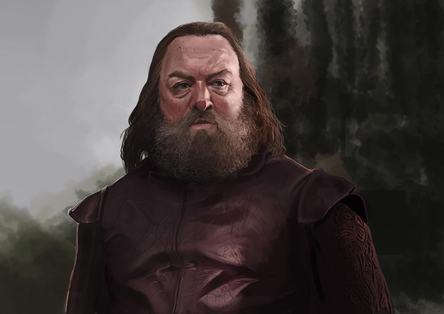 Robert Baratheon Study