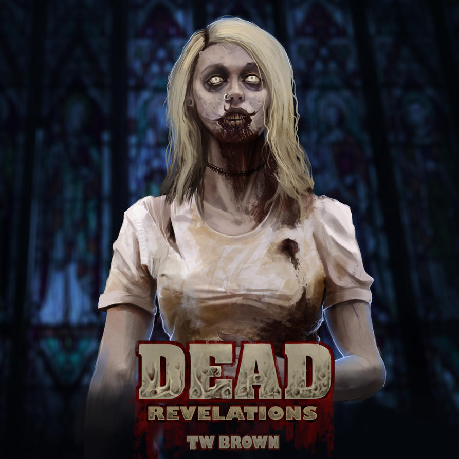 Dead Revelations - Audiobook cover