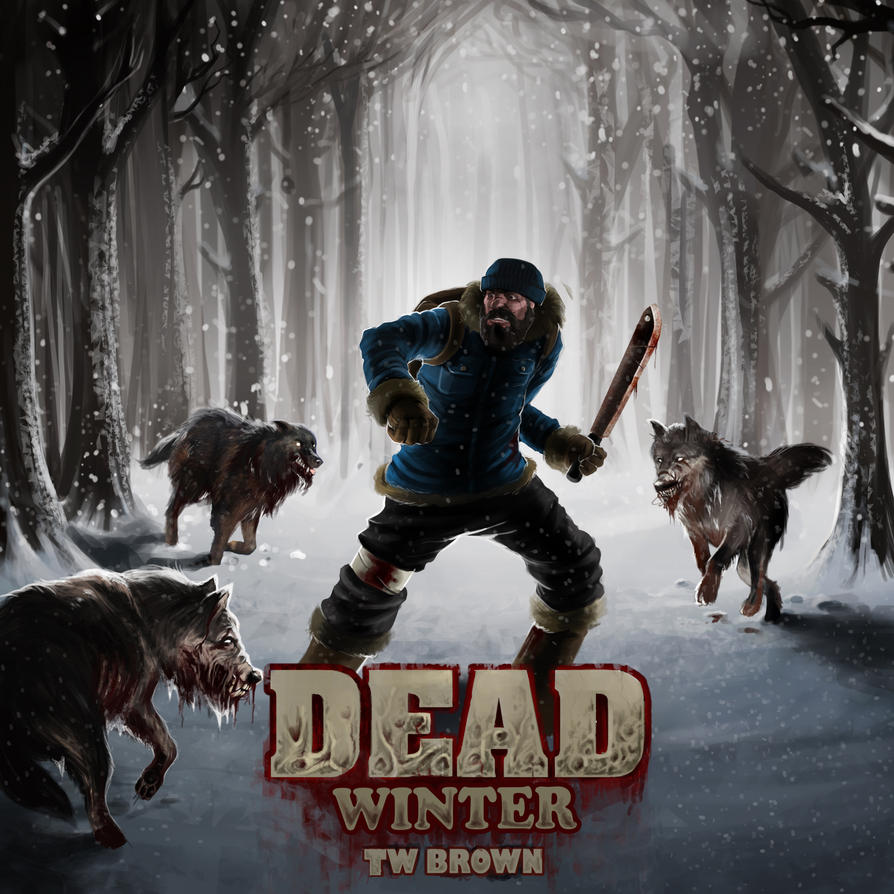 Dead Winter - Audiobook cover
