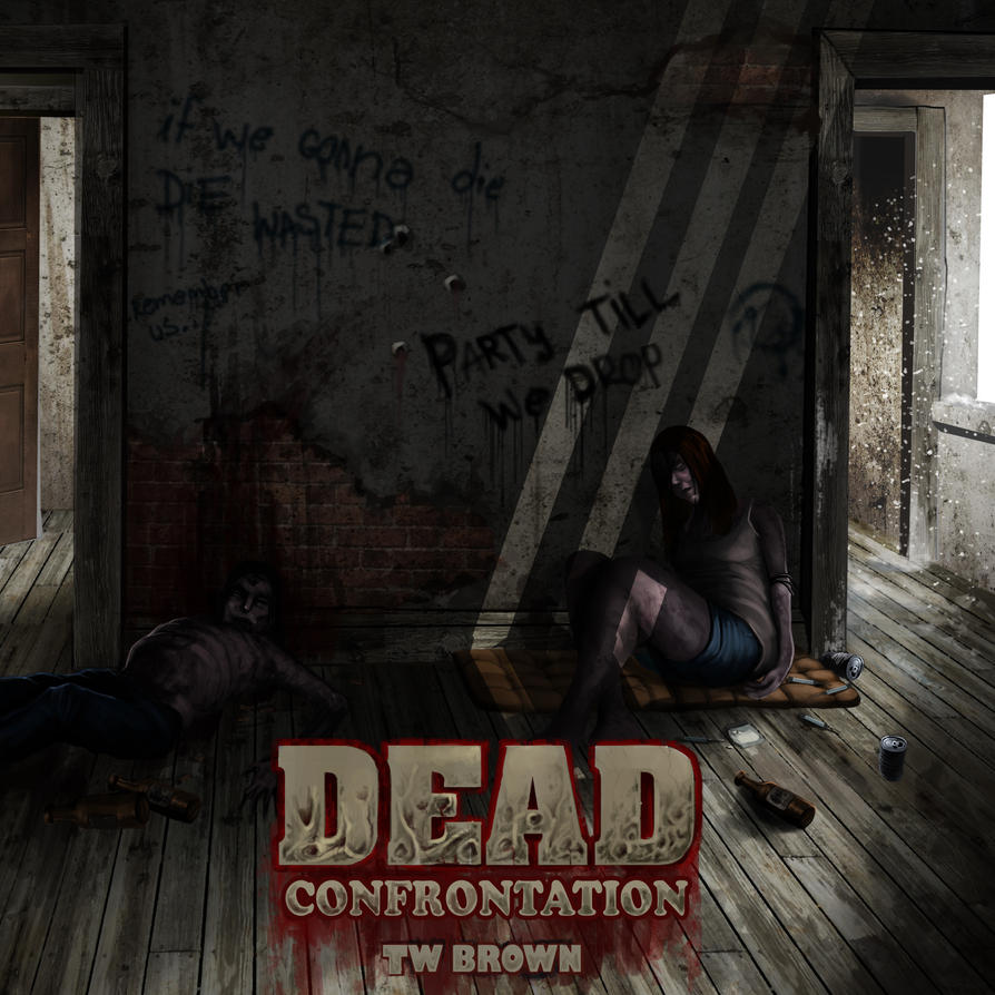 Dead Confrotation - Audiobook cover