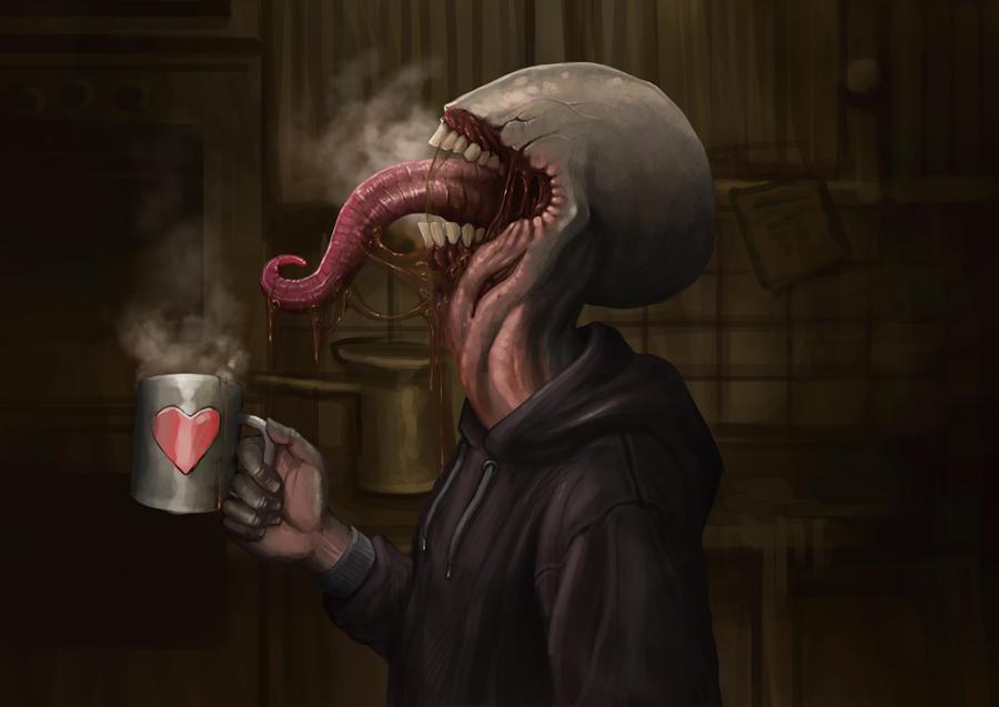 Caffeine bastard