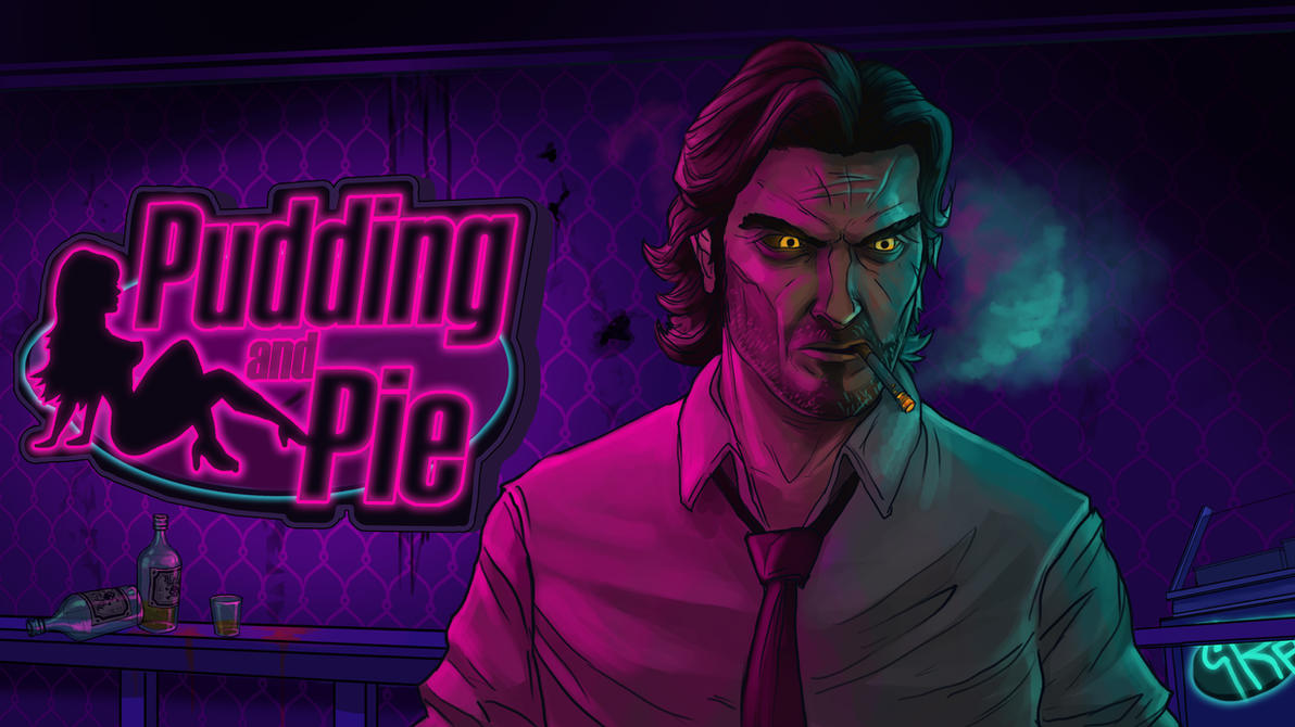 Bigby Wolf Fan Art by Andy-Butnariu