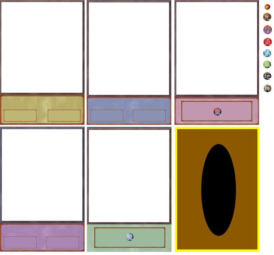 Yu-Gi-Oh card maker by HoshiKan