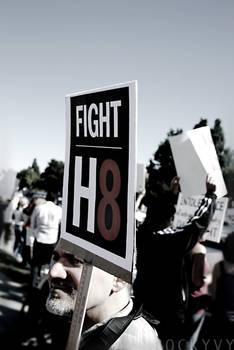 Protest Prop 8 - I