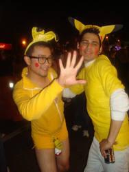Halloween'09 Costume: Pikachu