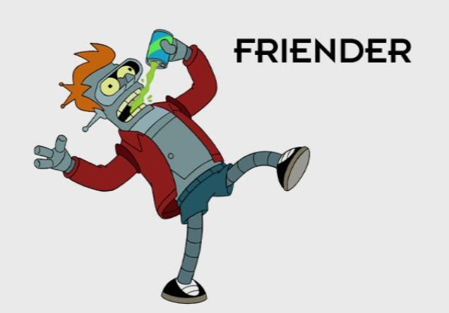 Friender by FrysBabee
