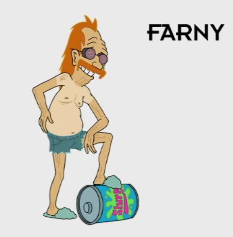 Farny by FrysBabee