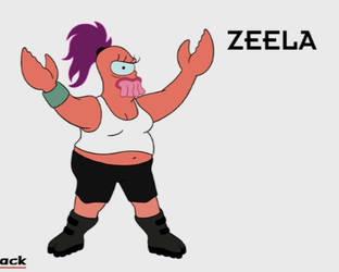 Zeela by FrysBabee