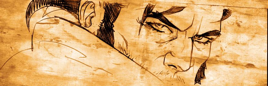 Wolverine by Batawp