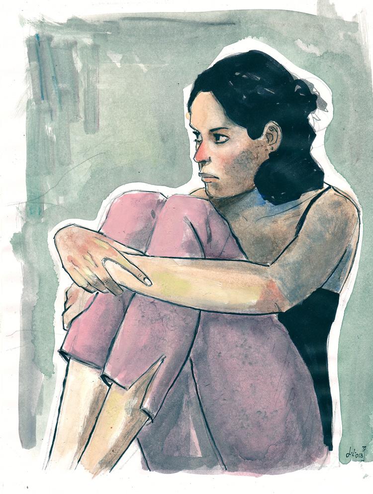 girl by Batawp