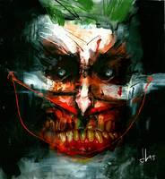 Joker by Batawp