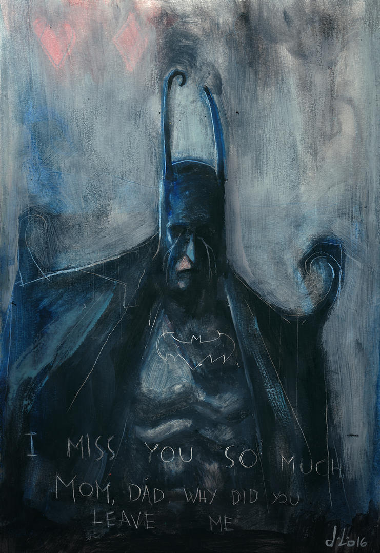 I miss you by Batawp