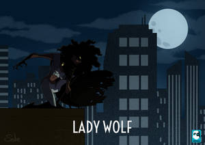 Lady Wolf first promotionnal picture