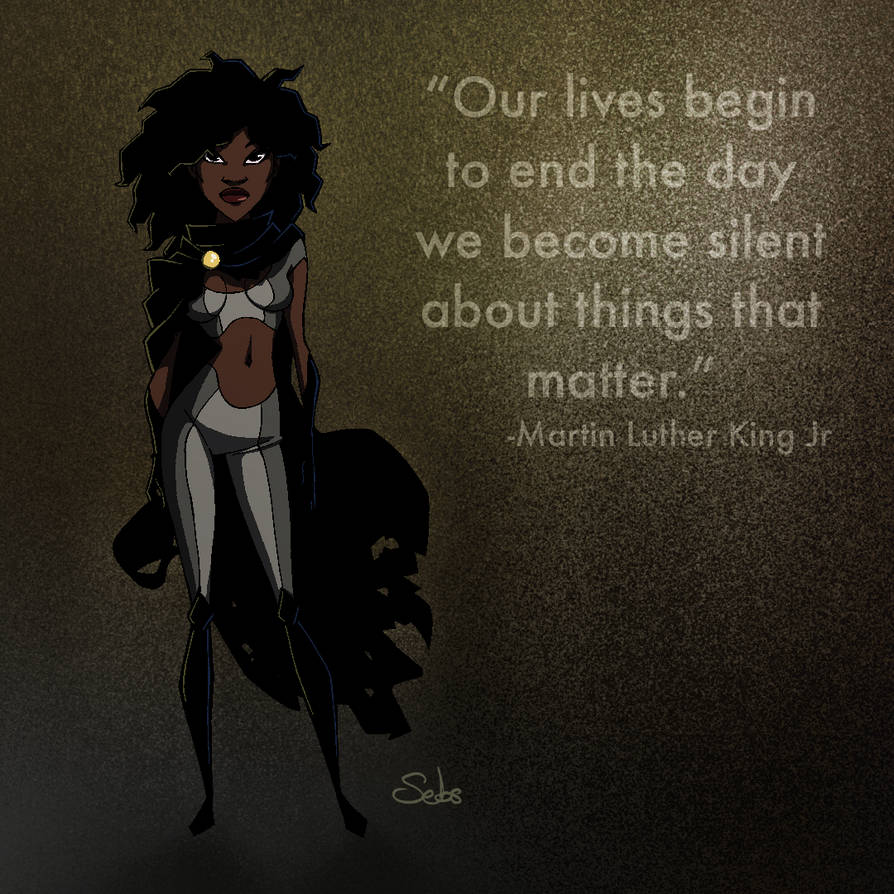 Lady Wolf - MLK Day
