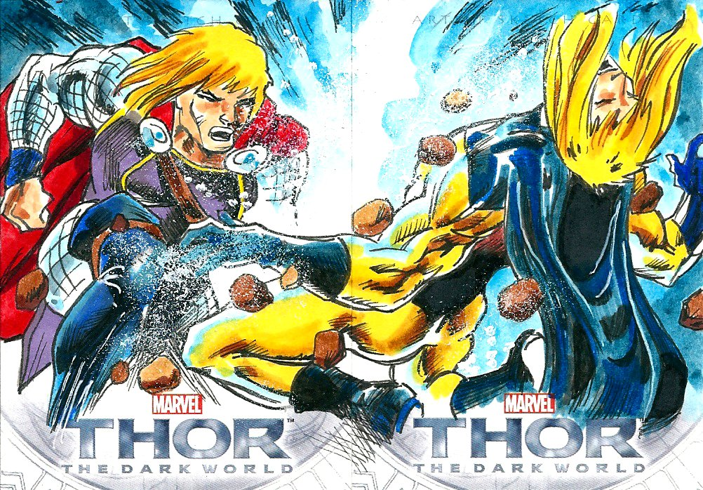 Sentry Vs Thor Images - Reverse Search
