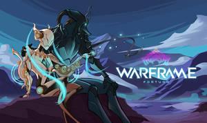 WARFRAME - Fortuna 1 by ChickenDrawsDogs