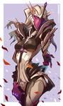 WARFRAME - Her Majesty, Saryn Prime