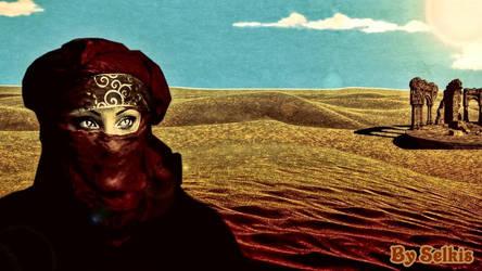Desert Breath by SelkisFritz