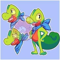 Treecko ( Gecko)