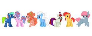 My Little Pony G1 Other Pony