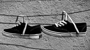 A few simple shoes.