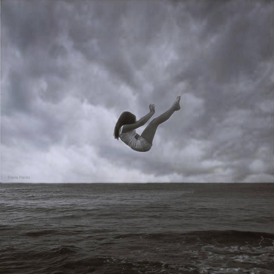 Fear of falling.