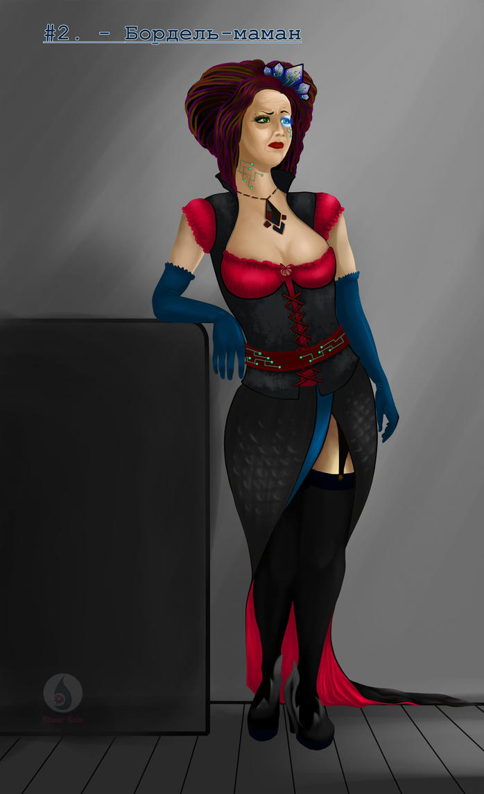 Madam by Hikariuselen