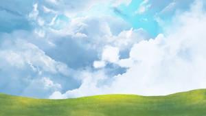 Endless Sky by Sabretooth2611