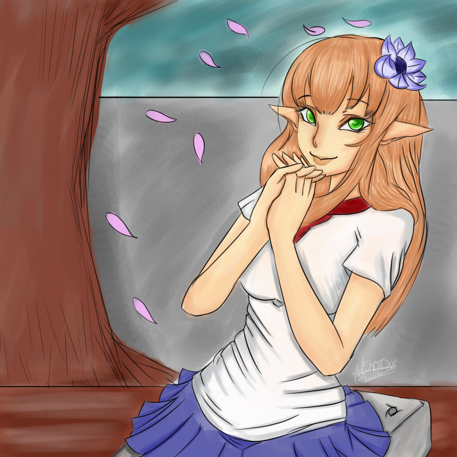 Shiori sketch by MIKOTOXX