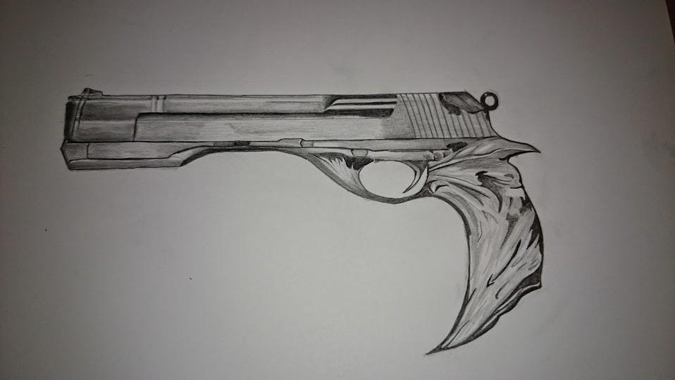 Devil may cry ebony and ivory airsoft guns