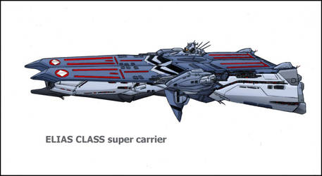 Mobius Chronicle:Elias Class by zeiram0034