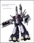 Mobius Chronicle:Macross class