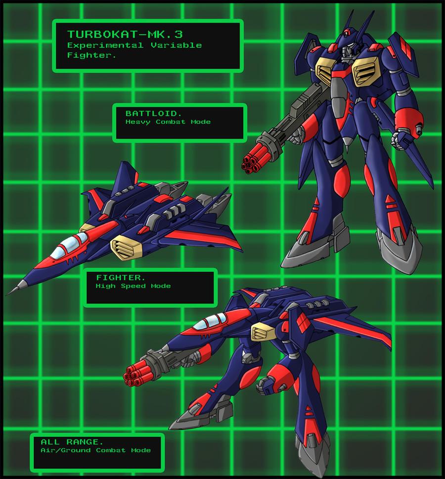 Swat Kats: TurboKat VF by zeiram0034 - 225.0KB