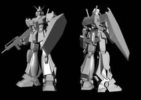 RX-78NT-1 Gundam Alex by zeiram0034