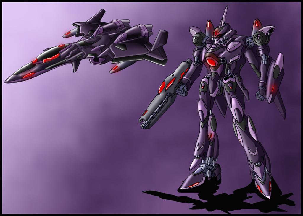 Stealth VF design by zeiram0034