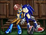 Sonic SATAM: Small talk by zeiram0034