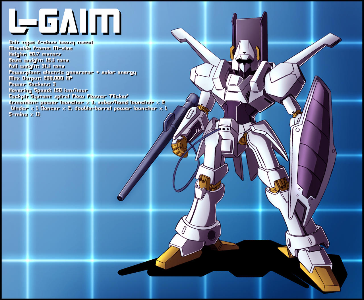 L-gaim profile by zeiram0034