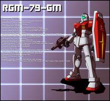 RGM-79-GM Profile by zeiram0034
