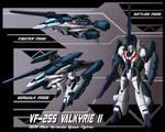 VF-2SS Valkyrie II profile