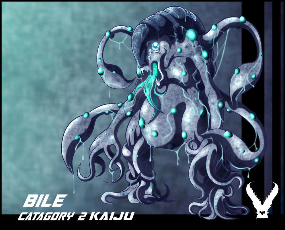 Kaiju Bile by zeiram0034