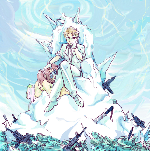 El Diablo Blanco! by Maki-Ubermach