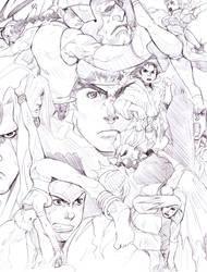 Street Fighter Jumble B